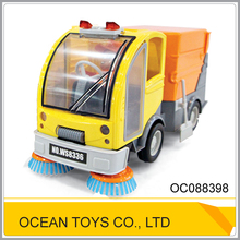 Hot funny cartoon city cleaner electric kids car wash toys OC0277124
