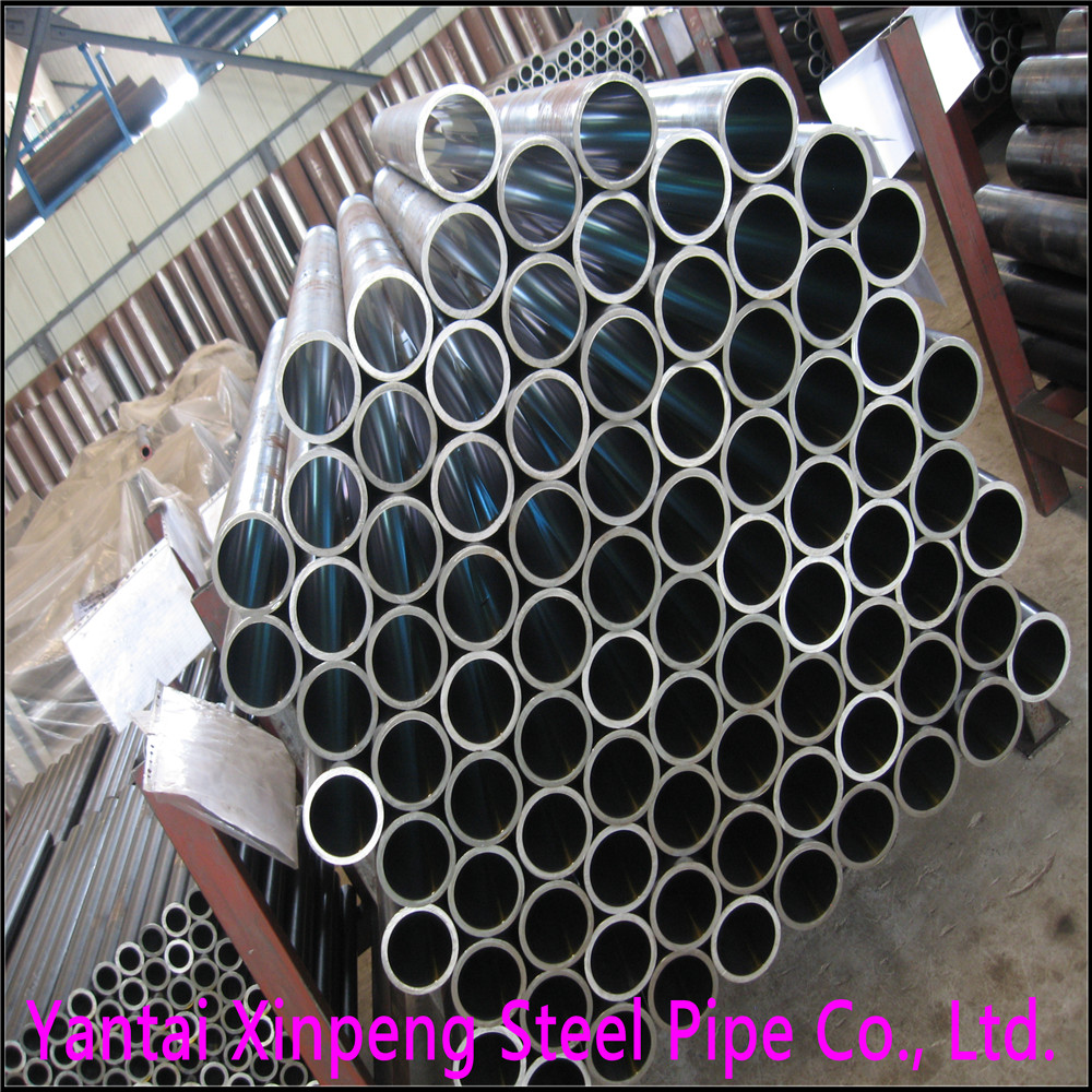 ASTM A106 Grb Hollow Steel Seamless ST52 Honing Carbon Pipe