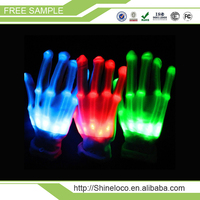 Emaging Lights eLite Element LED Gloves Set Light Up Toy