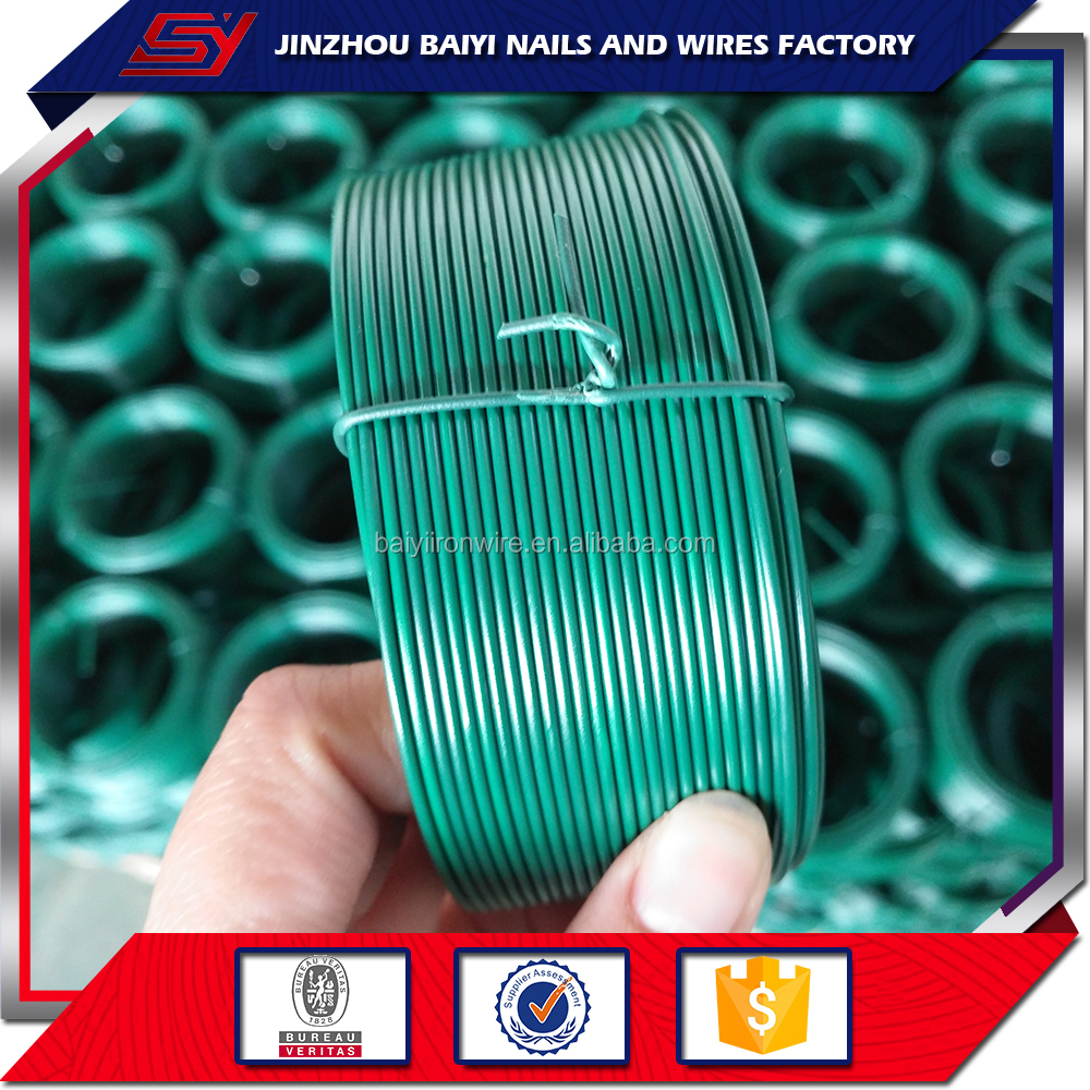 new products discount 1.8mm plastic coated utility wire
