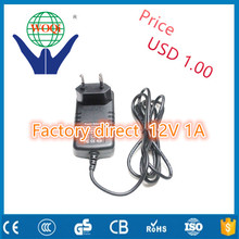 JAPAN Plug Power Adapter 12V 2A AC To DC Adapter With Constant Voltage with PSE certificate