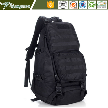 56~75L Big Capacity ACU Tactical Backpack with Adjustable Shoulder Strap