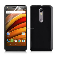 TPU Soft Gel Case Cover for Motorola Moto X Force