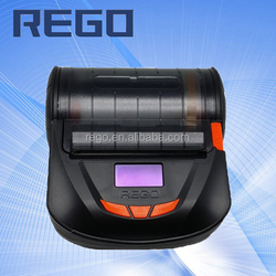 80mm wifi thermal printer 8 dots/mm mini portable printer