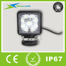 HOT 27W LED working light only 0.5% defective rate led working light, led work lamp WI4273