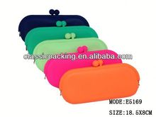 2014 new style soft pouch sunglasses case spectacles case ,eyeglass case leather