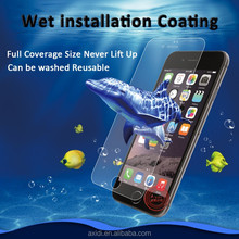 magic 3d full cover Hydrogel film water spray screen protector for iphone 7/7plus
