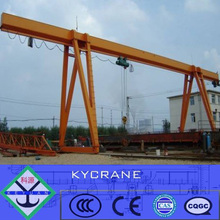 electric box-type lifting gantry cranes handling material equipment
