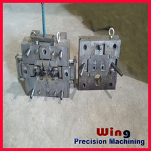 China supplier of wheel alloy aluminum die casting mould
