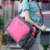 Customized professional design bicycle shoulder bag nylon man sport cheap messenger bagTravel bags wholesale