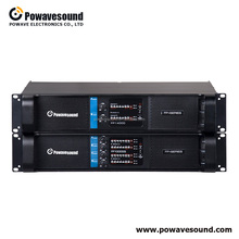 FP-14000 powavesound speaker amplifier oem factory FP series professional sound system amplifier high voltage operational amplif