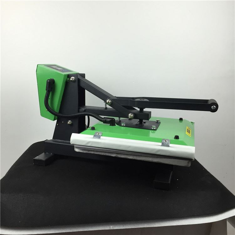 Latest simple design roller sublimation heat press machine fast delivery