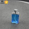 hip flask shape colored glass bottle perfume for male