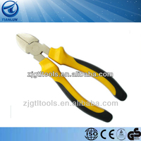 160mm PVC Dipped Handle Diagonal Side Cutters