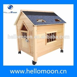 Hot Sale High Quality Unfinished Wood Dog House