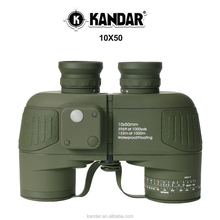 Russian Military Binoculars 10X50 porro long distance binoculars with compass day and night vision