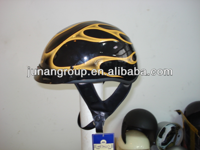 Motorcycle safety helmet half face helmet AL-325