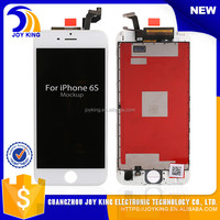 oem original Grade AAA high quality for iphone 6s lcd with touch screen digitizer assembly