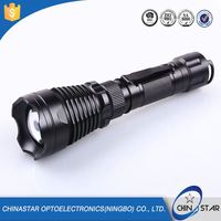 Long Quality Warranty adjustable flashlight 6000 lumens