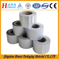 Laminated Aluminium Foil Paper Chocolate Wrapping