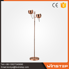 Hot sale hotel led floor lamp modern standing side lamps