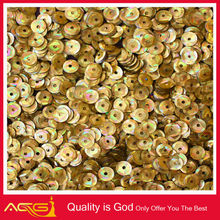 indian metal material bulk loose sequins wholesale sequin string in roll