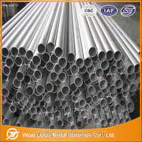 China factory 6061 aluminum pipe price per kg