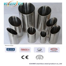 structural 304 stainless steel welded pipe tube
