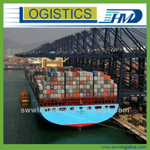 No Duties & Vat door to door sea shipping from GuangZhou to Jakarta /Indonesia