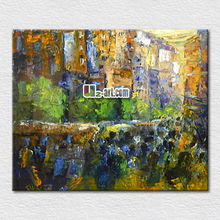 High quality oil artistic impressions paintings