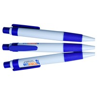 2015 New Design Office And School Plastic Ball Pen With Compass