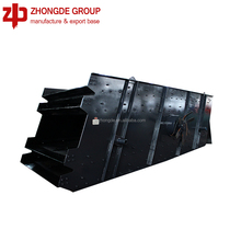 Vibrating Screen for ores with best quality /China YK series virbating screen for sale