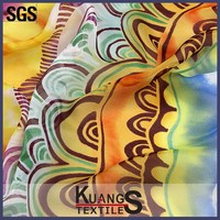 digital printing silk chiffon fabric prices, kinds of organza chiffon fabric