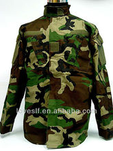 Loveslf forest camouflage military uniform factory price combat clothing