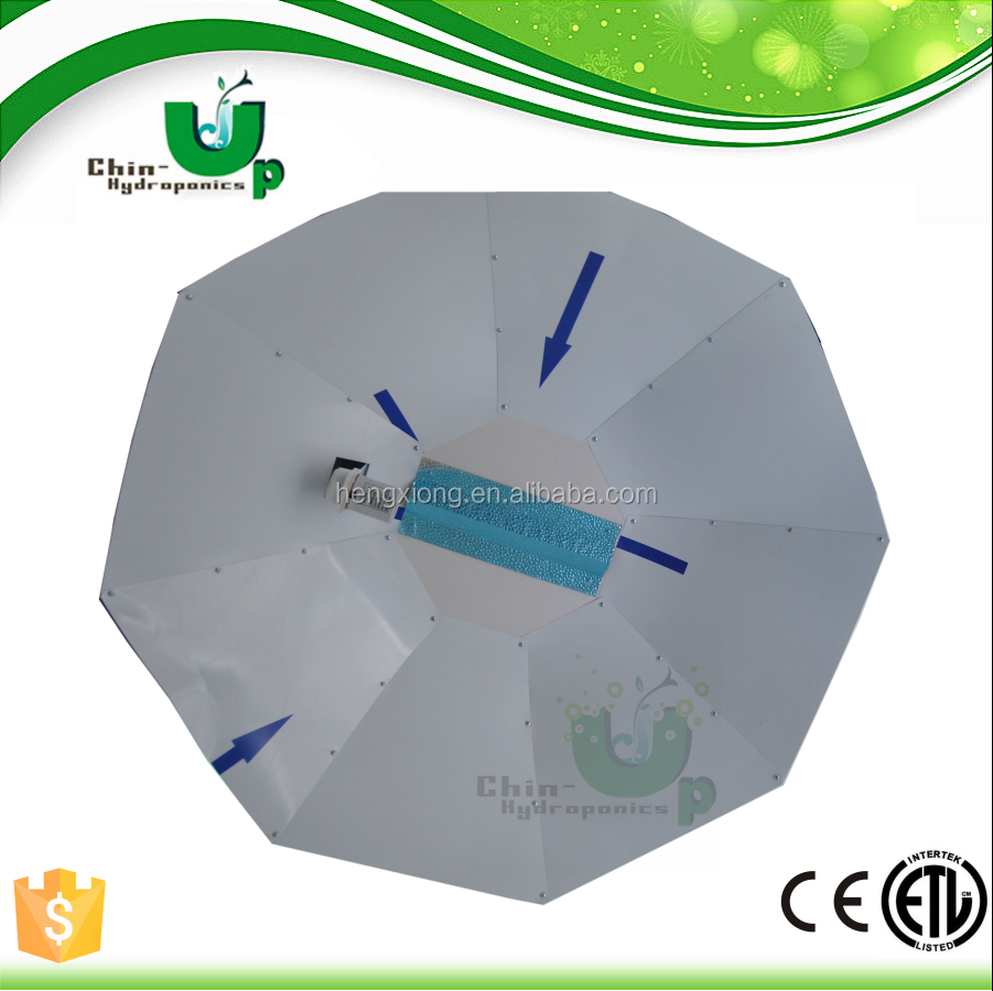 indoor double parabolic reflector/ linear led lights/ mill finished mirror aluminum sheet