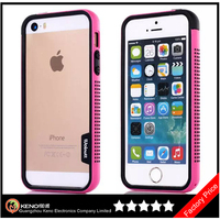 Keno For iPhone 5 5S Rubber Bumper, For iPhone 5 5S Silicon Bumper, For iPhone 5 5S Bumper Case