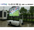 YES-T5 p6 led screen mobile led display trailer