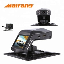2.0 Inch 1080P Night Vision car front camera