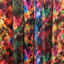 Printed Rayon/Polyester Fabric Apparel Manufacturing Process