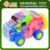 100PCS 90g Toys Kids Car Shape Toy Building Bricks