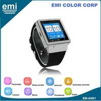 3G Bluetooth Smart Watch Android Phone With Micro SIM Card MTK6577 Android mobile Watch