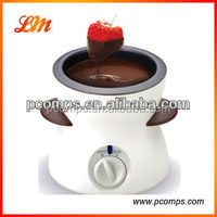 350ml Portable Household Chocolate Fondue Electric Melting Pots