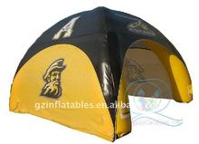 (Qi Ling) inflatable sealed camping tent