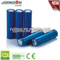 2015 High capacity 18650 battery charger li ion battery