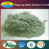 Green Silicon Carbide Material
