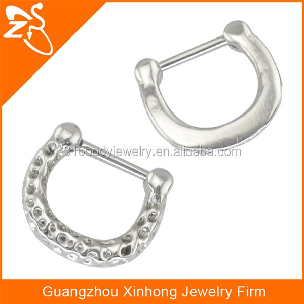 septum clicker body piercing jewelry,septum piercing for indian,piercing septum