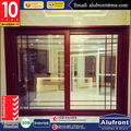 Aluminium and Wooden Sliding Door