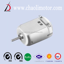 CE ROHS,SGS and ISO9001 certification 3V/12V CL-FC130 permanent magnet Brushless DC Motor