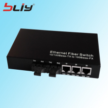 direct forwarding wifi controlled power switch 2 fiber port optic internet 3 rj45 usb ethernet switch