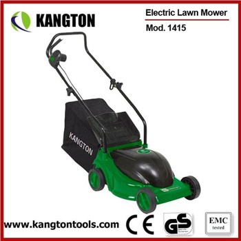electric lawn cutting machine